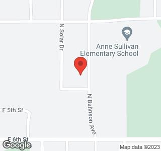 605 N Bahnson Ave