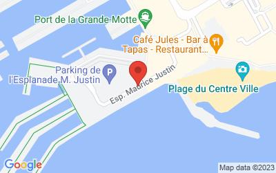 Esplanade Maurice Justin, 34280 La Grande-Motte