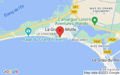 Espl. Maurice Justin, 34280 La Grande-Motte, France