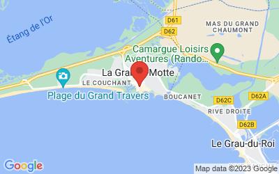 290 Rue Frédéric Mistral, 34280 La Grande-Motte, France