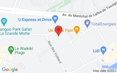 226 Rue des Artisans, 34280 La Grande-Motte, France