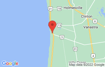Map of Bayfield