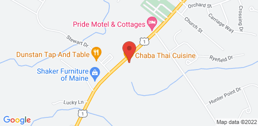 Directions to Chaba Thai Cuisine