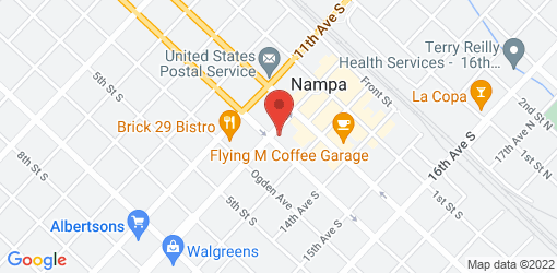 Directions to Boise Fry Company