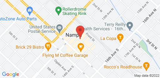 Directions to Messenger Pizza