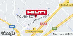 Espace Hilti - La Plateforme du Bâtiment - Montpellier