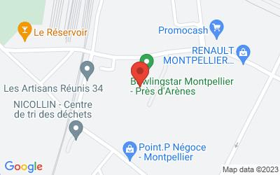 188 Avenue du Marché Gare, 34000 Montpellier, France