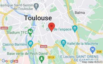 22 Avenue Saint-Exupéry, 31400 Toulouse, France