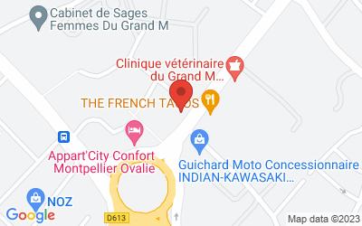 2420 Avenue de Toulouse, 34070 Montpellier, France