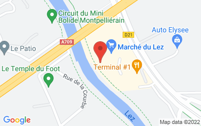 1348 Avenue de la Mer-Raymond Dugrand, 34000 Montpellier, France