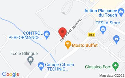 Rue Isaac Newton, 31830 Plaisance-du-Touch, France