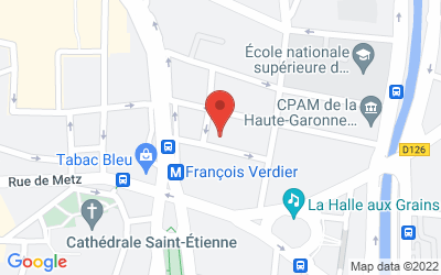 5, Rue Idrac, 31000 Toulouse, France