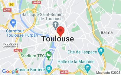2 Place Saint-Georges, 31000 Toulouse, France