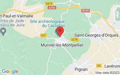 Route de Bel Air 34570 Murviel-lès-Montpellier