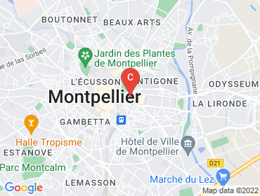 Montpellier Triangle