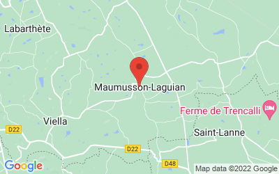 32400 Maumusson-Laguian, France