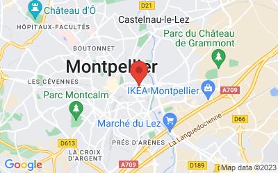 595 Boulevard d'Antigone, 34000 Montpellier, France