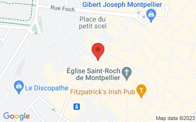 34 Rue Saint-Guilhem, 34000 Montpellier, France