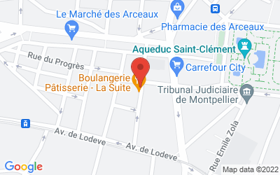 7 Rue Marioge, 34000 Montpellier, France