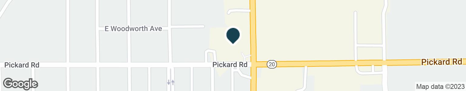 Google Map of903 N MISSION ST