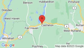 Map of Castleton