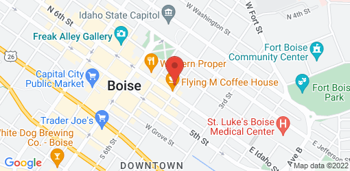 Directions to High Note Cafe