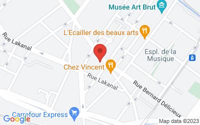 31, rue proudhon - Quartier des Beaux-Arts, 34090 Montpellier, France