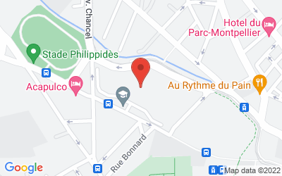 300 Rue Auguste Broussonnet, 34090 Montpellier, France