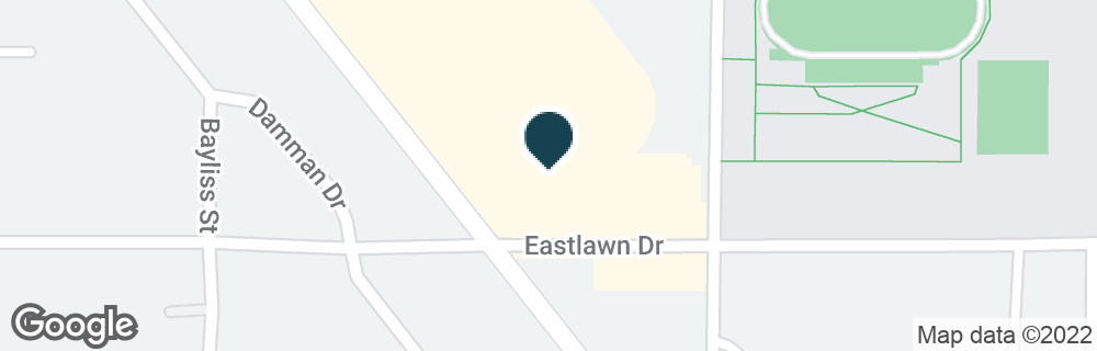 Google Map of931 S SAGINAW RD