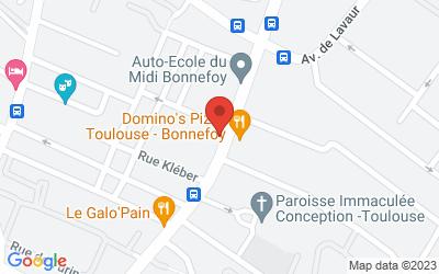99 Rue du Faubourg Bonnefoy, 31500 Toulouse, France