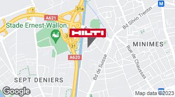 Espace Hilti - La Plateforme du Bâtiment - Toulouse (rue Jean Perrin)