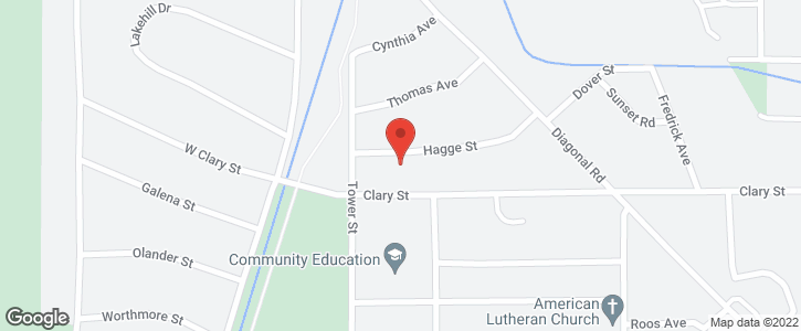 116 Hagge Street Worthington MN 56187