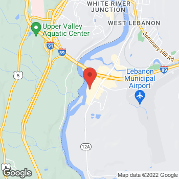 Map of Staples at 254 Plainfield Rd, West Lebanon, NH 03784