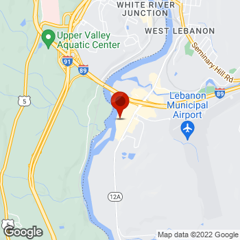 Map of Staples® Print & Marketing Services at 254 Plainfield Rd, West Lebanon, NH 03784