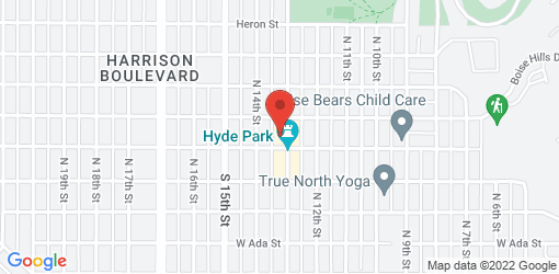 Directions to The Hyde House