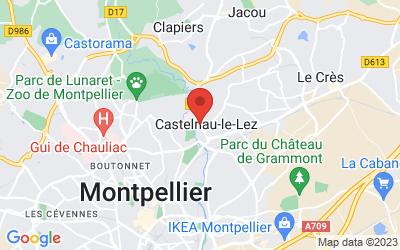 2 rue Pasteur, Place de la Liberté, 34170 Castelnau-Le-Lez, Languedoc-Roussillon, France