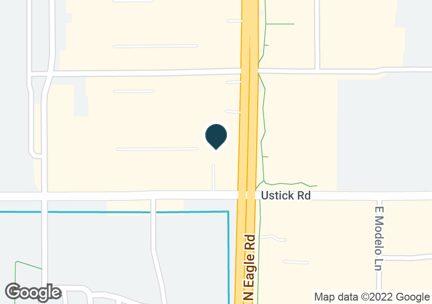 Google Map of3263 N EAGLE RD