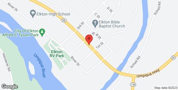 171 WOODPECKER LN Elkton OR 97436