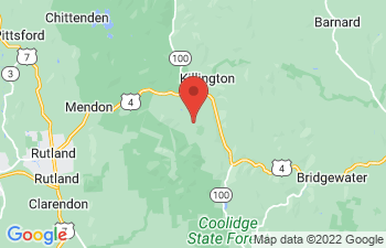 Map of Killington
