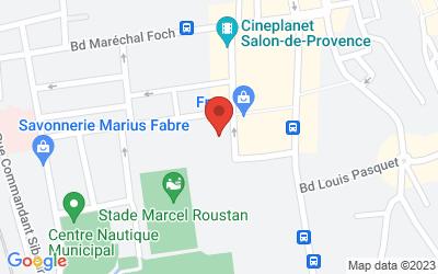 17 Boulevard Aristide Briand, 13300 Salon-de-Provence, France