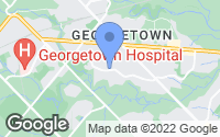 Map of Georgetown, ON