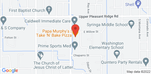 Directions to Papa Murphy's | Take 'N' Bake Pizza