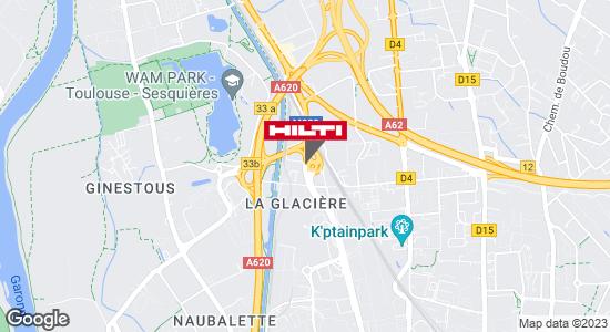Hilti Store chez Point P - Montauban (BP 383)