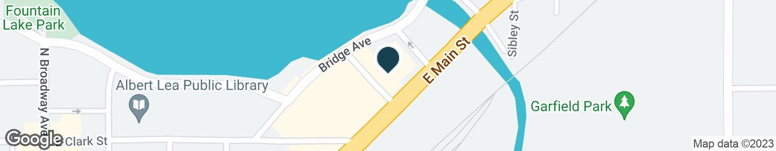 Google Map of703 E MAIN ST
