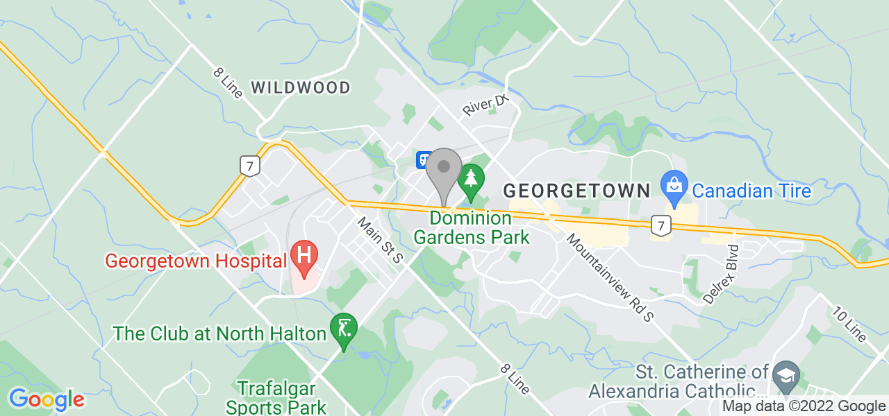95 & 97 Guelph St, Georgetown, ON L7G 3Z9, CA