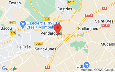 2 Mail Acadie, 34740 Vendargues, France