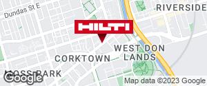 Hilti Store Toronto Downtown