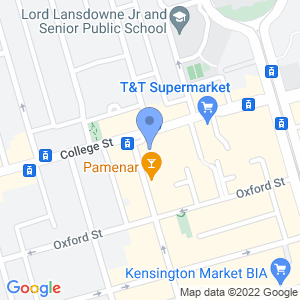 Sam's Food Stores - Chinatown Map