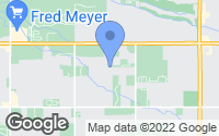 Map of Meridian, ID