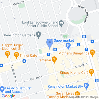 Starbank Convenience Mart Map